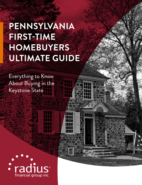 Pennsylvania First Time Home Buyers Guide-Cover