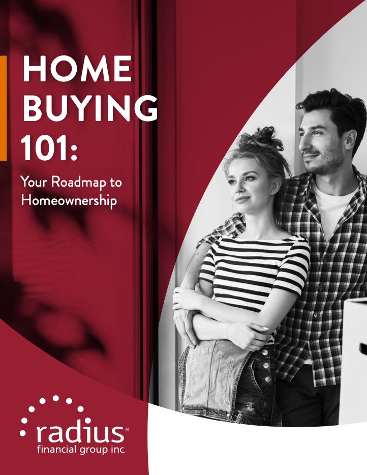 Homebuying 101 Guide